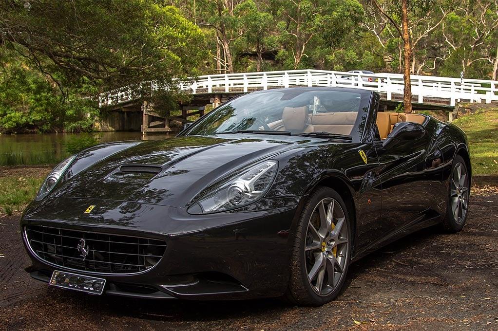 Ferrari California - Ultimate Rentals Australia