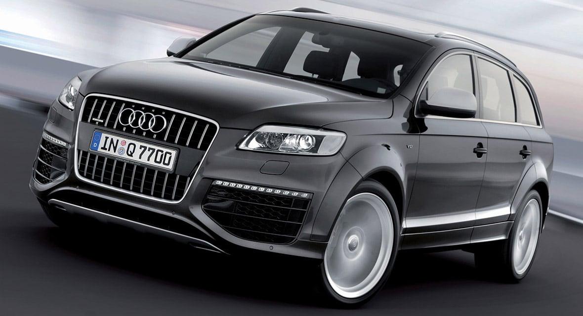 Audi Q7 S/Line