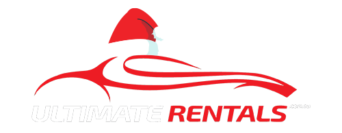 Ultimate Rentals Australia Merry Christmas Logo