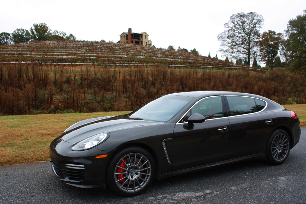 Porsche Panamera 4 - Ultimate Luxury Cars
