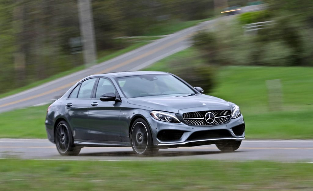 2017 mercedes amg c43 sedan test review ultimate car for 2017 mercedes benz amg c43 coupe
