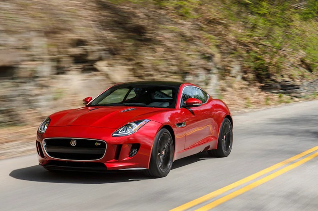 Jaguar F Type S - Ultimate Luxury Cars Australia