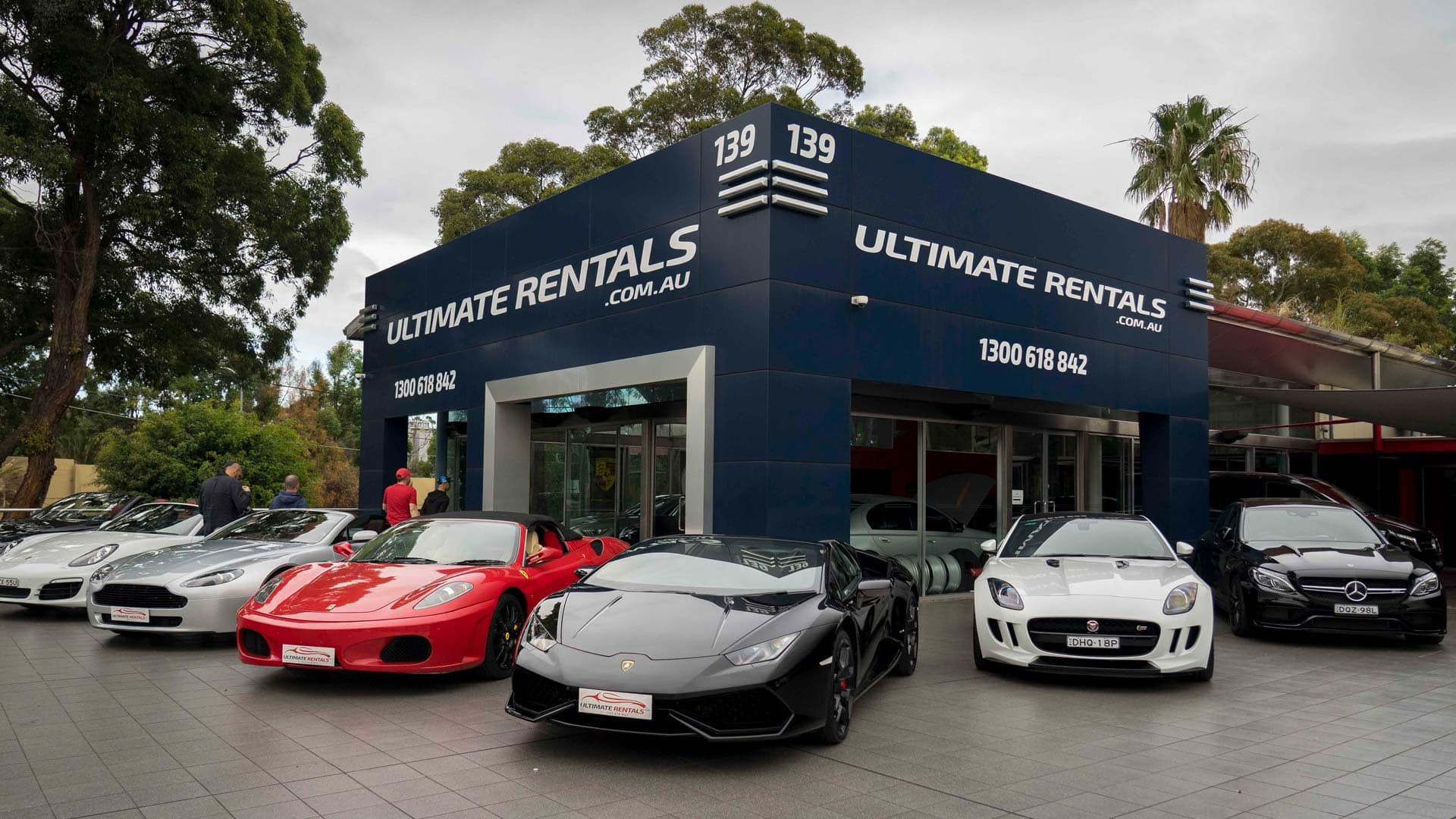 Ultimate Rentals Australia Has The Best Luxury Cars For Hire