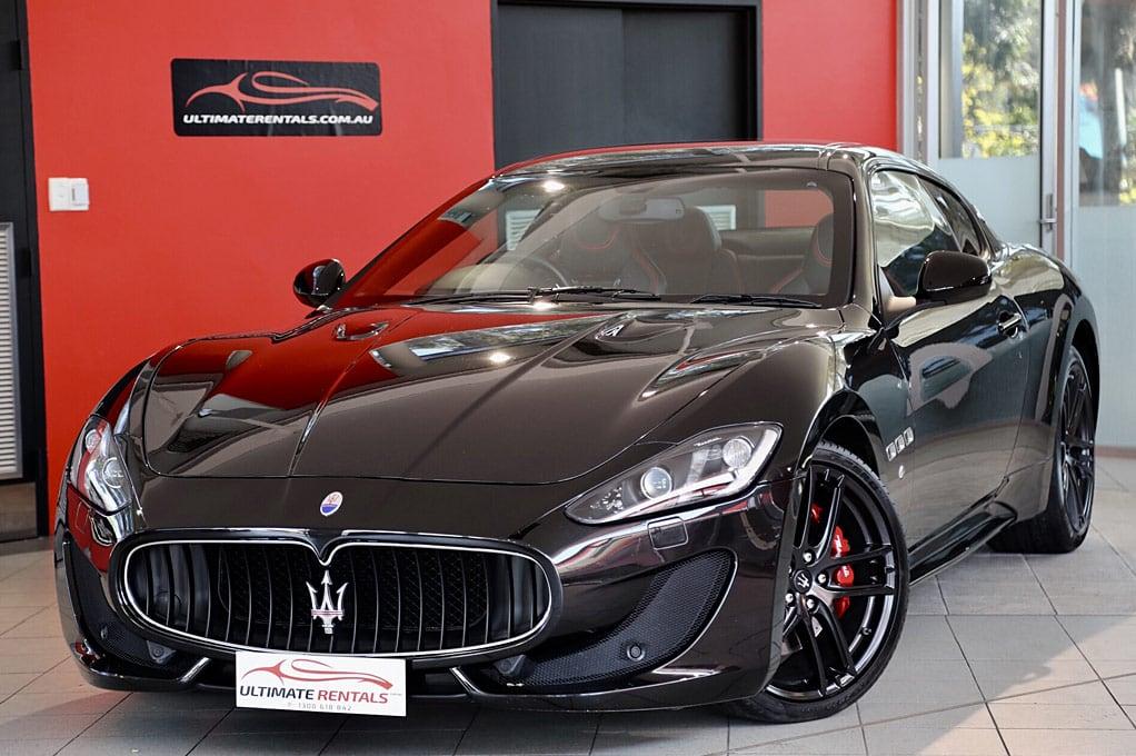 Maserati GranTurismo Sport Coupe (2015)