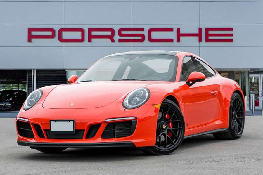 Porsche 911 GTS - Ultimate Luxury Cars