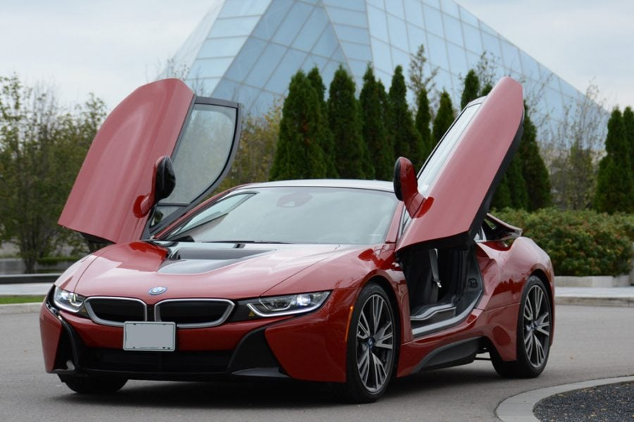 BMW i8 - Ultimate Luxury Cars Australia