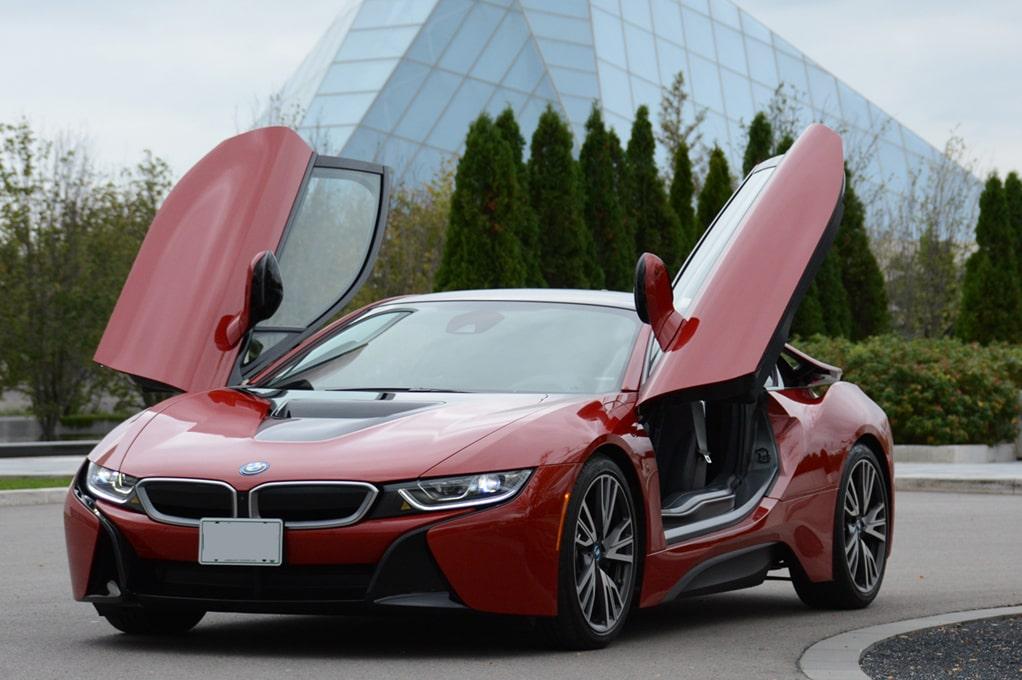 BMW i8 - Ultimate Luxury Cars Australia