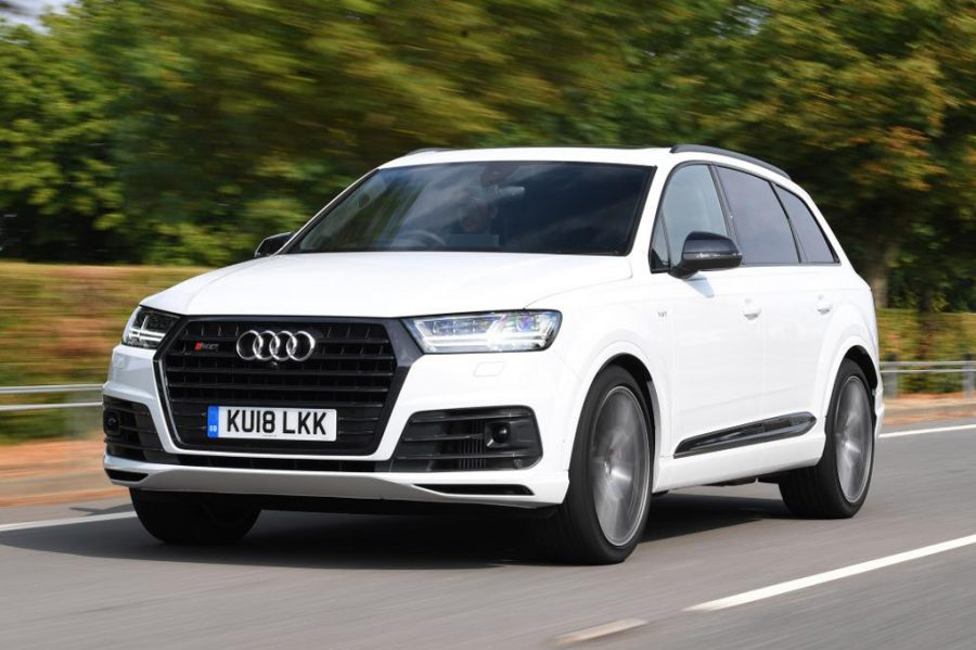 Audi SQ7 - Ultimate Luxury Cars