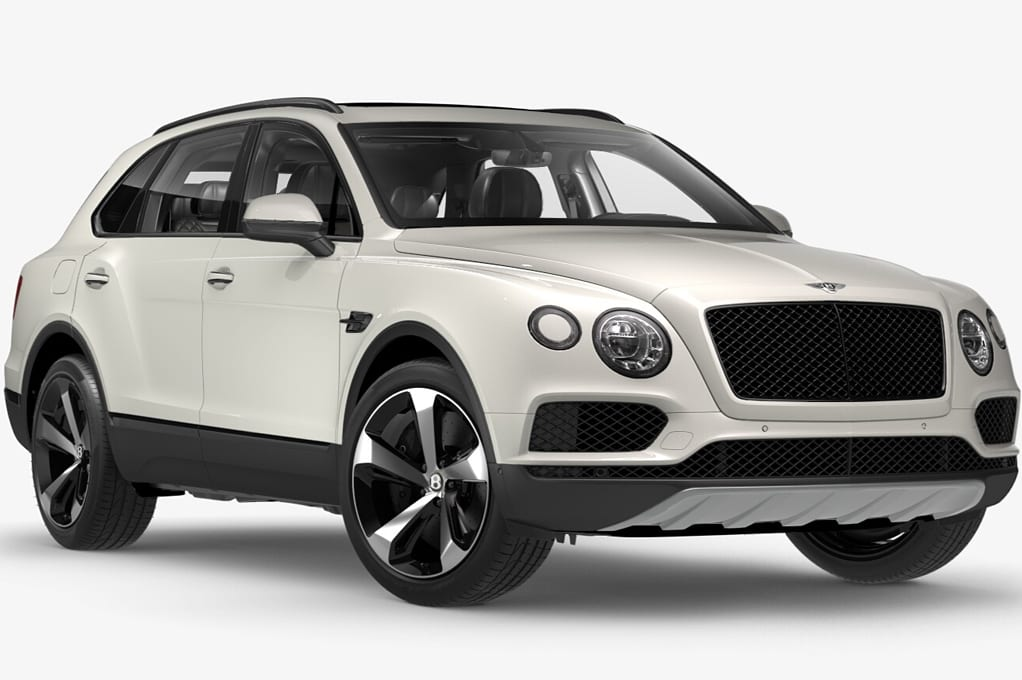 Bentley Bentayga V8 - Ultimate Luxury Cars Australia