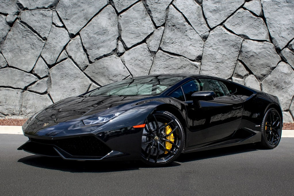 Lamborghini Huracan LP610-4 Coupe - Ultimate Luxury Cars Australia