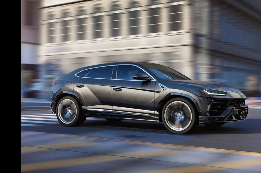 Lamborghini Urus - Ultimate Luxury Cars Australia