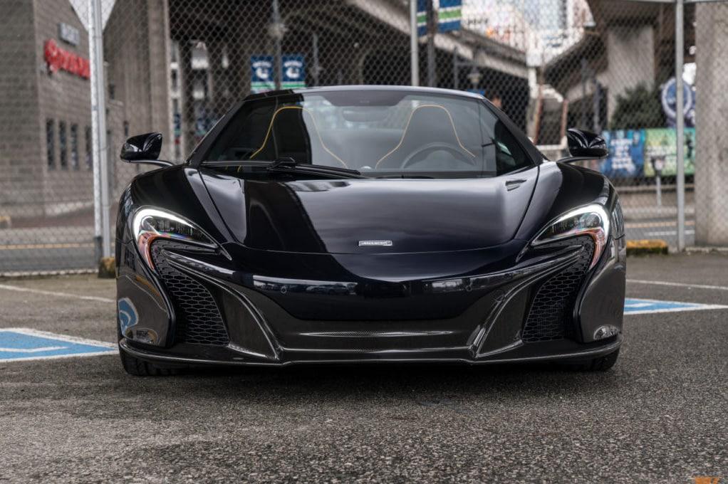 McLaren 650S Coupe - Ultimate Luxury Cars Australia