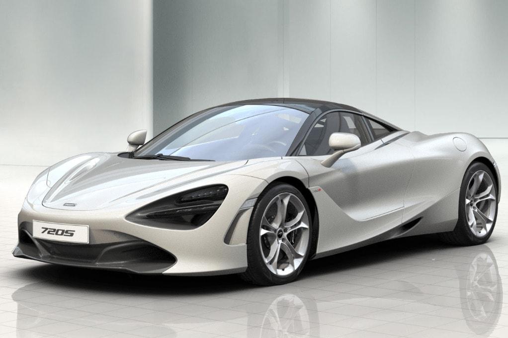 McLaren 720S Coupe - Ultimate Luxury Cars Australia