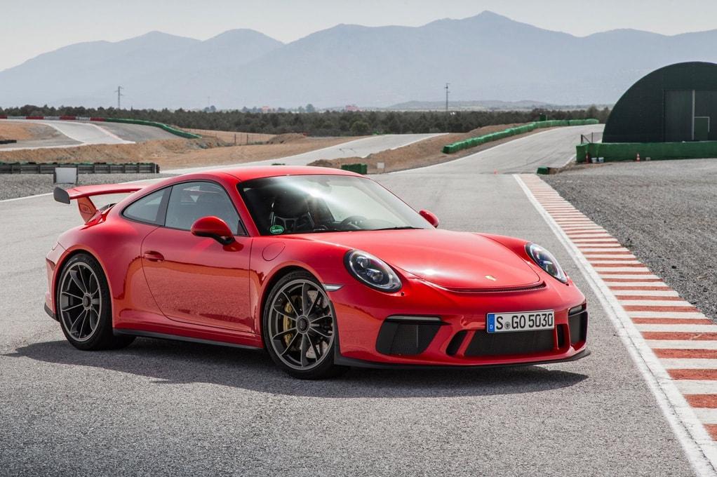 Porsche 911 GT3 - Ultimate Luxury Cars Australia