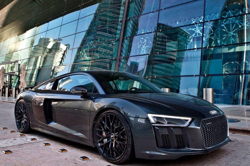 Audi R8 V10 Plus - Ultimate Luxury Cars Australia