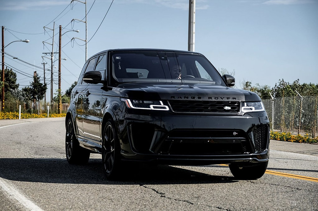 Range Rover Sport HSE Dynamic - Ultimate Luxury Cars Australia