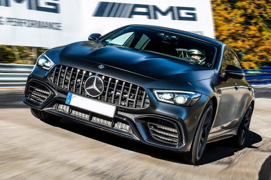 Ultimate Luxury Cars Australia - Mercedes GT 63 S