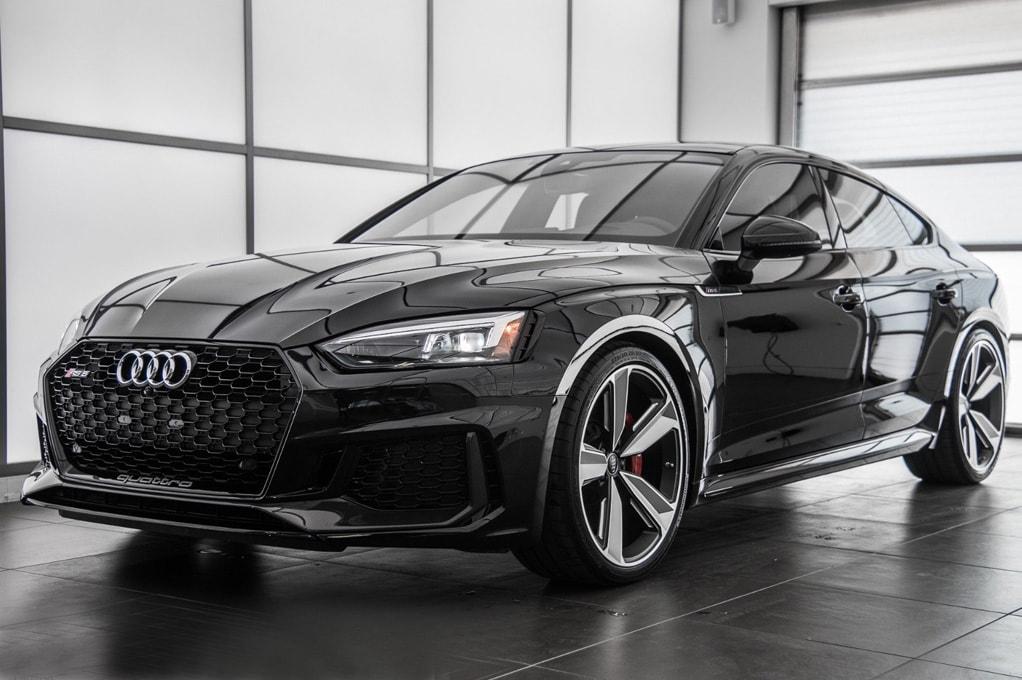 Audi RS5 Sportback - Ultimate Luxury Cars Australia
