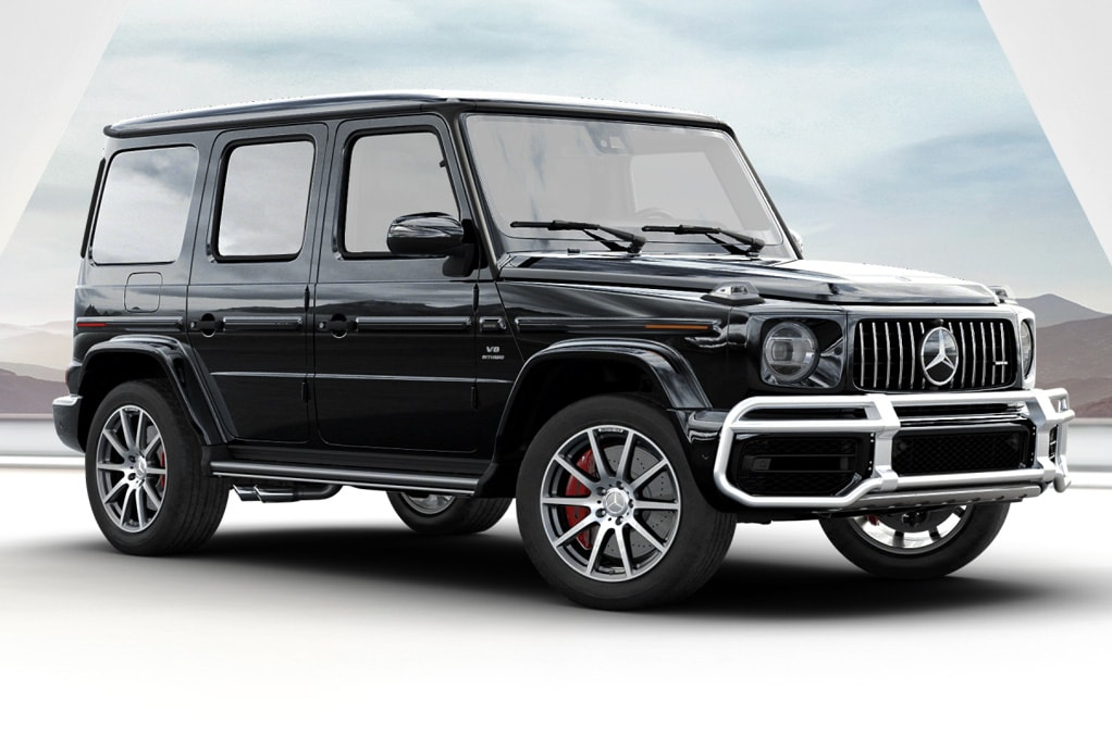 Mercedes G63S G Wagon -Ultimate Luxury Cars Australia