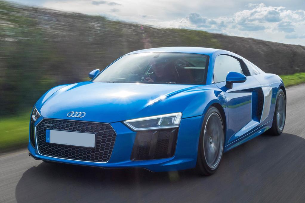 Audi R8 V10 - Ultimate Rentals Australia
