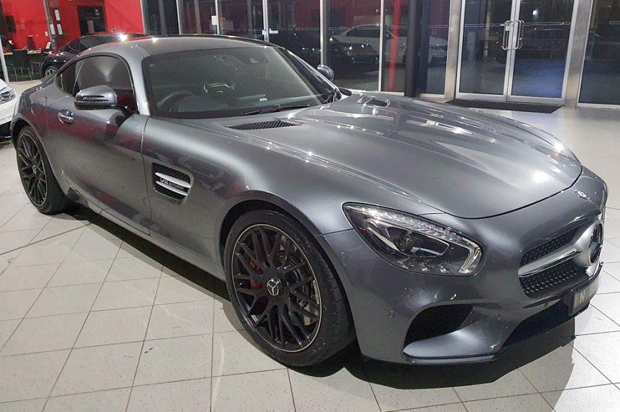 Mercedes AMG GTS - Ultimate Rentals Australia