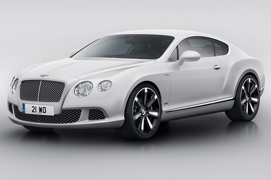 Bentley Continental Coupe - Ultimate Luxury Cars Australia