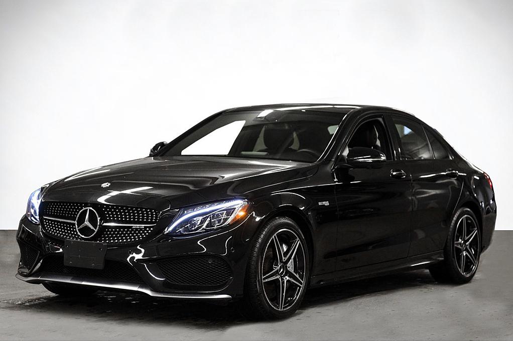 Mercedes C43 AMG - Ultimate Luxury Cars Australia